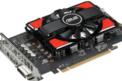 ASUS Radeon RX 550: gráfica básica y económica para gama de entrada