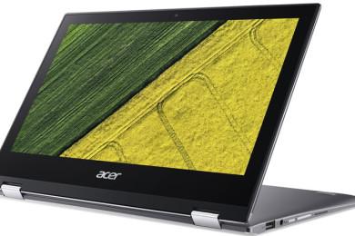 Acer Spin 1, mejora el convertible económico