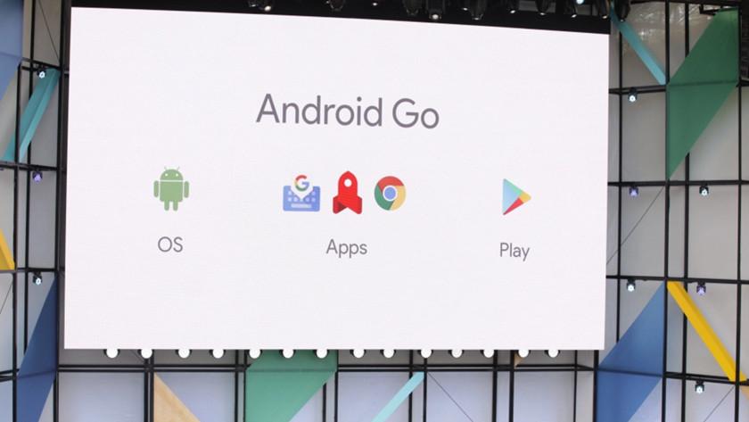 Android Go, sistema optimizado para smartphones de entrada