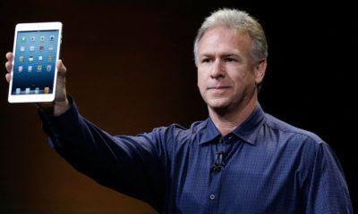 Phil Schiller cree que los asistentes por voz necesitan pantalla táctil 35
