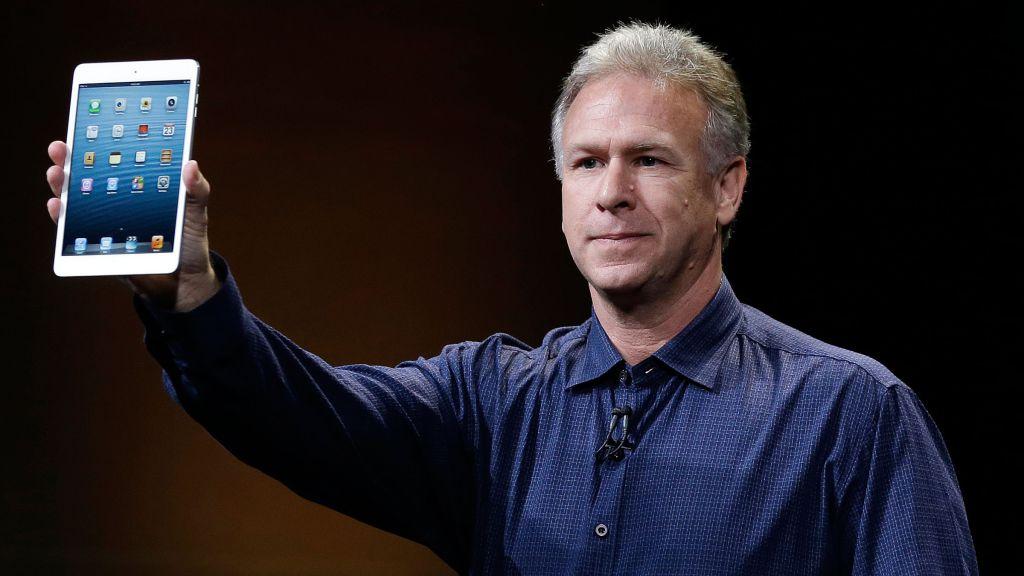 Phil Schiller cree que los asistentes por voz necesitan pantalla táctil 31