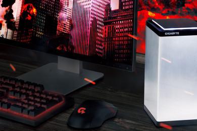 Gigabyte actualiza el mini-PC, BRIX Gaming UHD