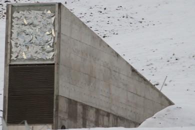 El Banco Mundial de Semillas de Svalbard se ha inundado
