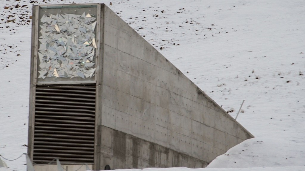El Banco Mundial de Semillas de Svalbard se ha inundado 29