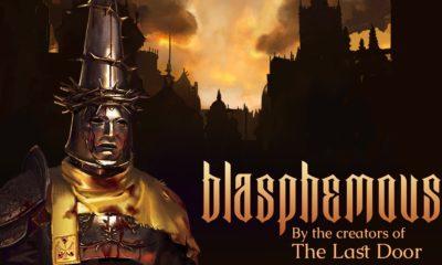 Te presentamos Blasphemous, un atractivo Dark Souls en 2D 36