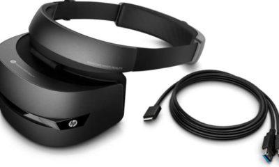 casco de realidad mixta de HP