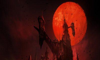 Netflix publica el primer tráiler de la serie animada de Castlevania 76