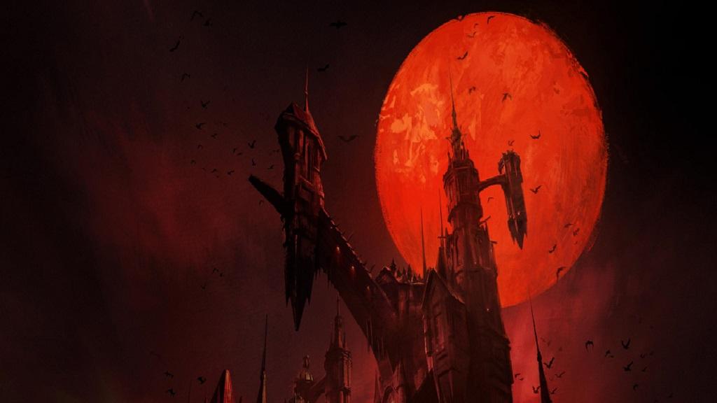 Netflix publica el primer tráiler de la serie animada de Castlevania 36