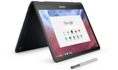 Samsung comercializa el Chromebook Pro 28