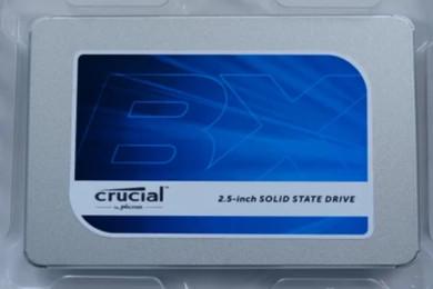 Crucial BX300, SSD rápida y económica para gama de entrada