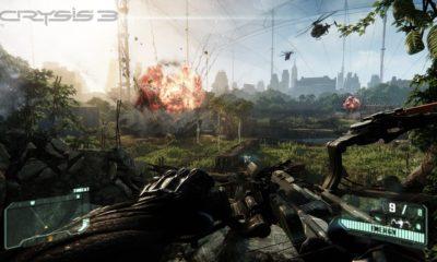 GeForce GTX 970 a prueba en Crysis 1, Crysis 2 y Crysis 3 en 4K 32