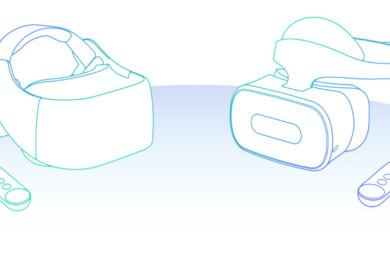 Daydream VR tendrá dispositivos independientes de HTC y Lenovo