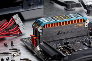 Corsair anuncia nueva RAM DDR4 Dominator Platinum Special Edition Torque