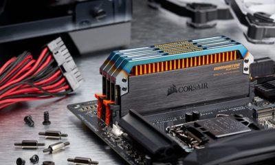 Corsair anuncia nueva RAM DDR4 Dominator Platinum Special Edition Torque 38