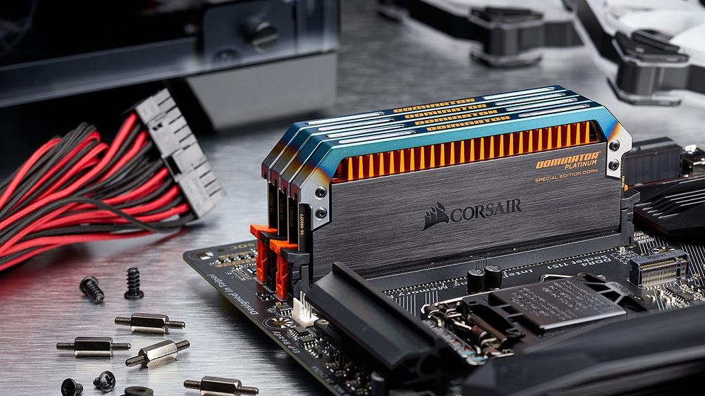 Corsair anuncia nueva RAM DDR4 Dominator Platinum Special Edition Torque 30
