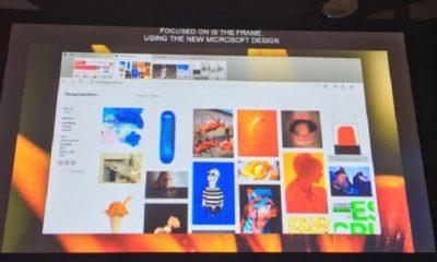 Microsoft muestra Edge con Fluent Design 30