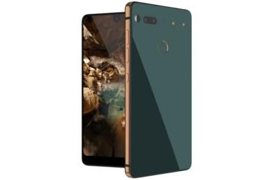 Essential Phone, así es el teléfono creado por el cofundador de Android