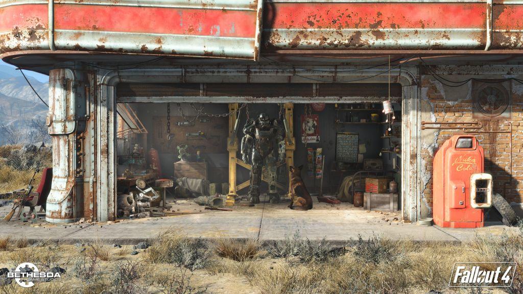 Disfruta de Fallout 4 gratis durante todo el fin de semana 29