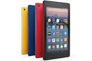 Amazon actualiza su tablet barato, Fire 7