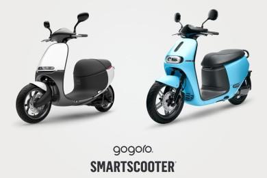 Gogoro 2, nueva moto inteligente con motor eléctrico