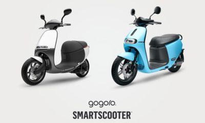 Gogoro 2, nueva moto inteligente con motor eléctrico 29
