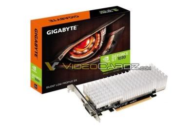 GeForce GT 1030, especificaciones y precio de la gráfica NVIDIA más barata