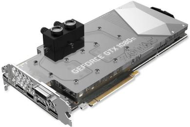 Zotac anuncia la nueva GTX 1080 Ti ArcticStorm con refrigeración líquida