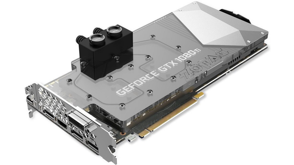 Zotac anuncia la nueva GTX 1080 Ti ArcticStorm con refrigeración líquida 30