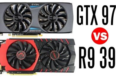 """Radeon R9 390 de 8 GB frente a GTX 970 de 4 GB, así han """"envejecido"""""""