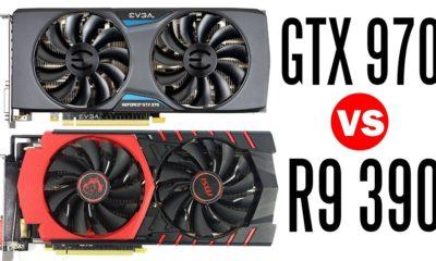 """Radeon R9 390 de 8 GB frente a GTX 970 de 4 GB, así han """"envejecido"""" 68"""