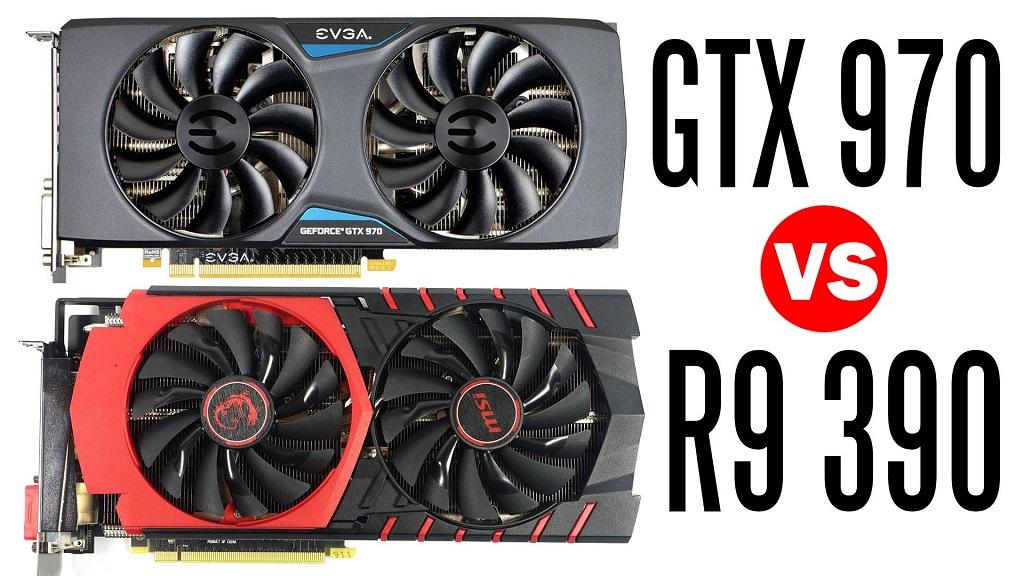 """Radeon R9 390 de 8 GB frente a GTX 970 de 4 GB, así han """"envejecido"""" 31"""