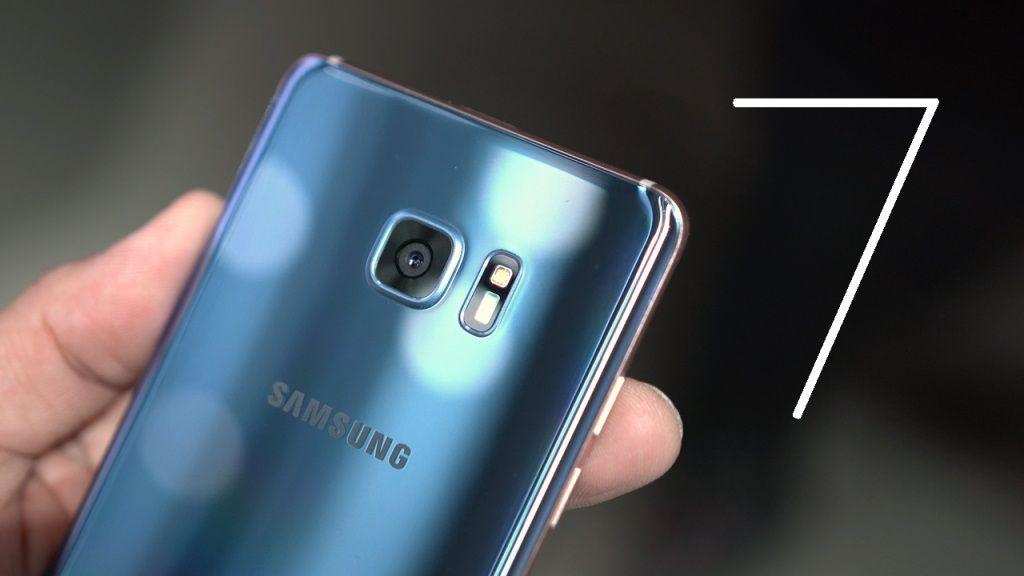 Los Galaxy Note 7 restaurados serán examinados a conciencia 30
