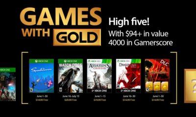 Juegazos gratis para Xbox en el Games with Gold de junio 40