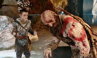 Actor de doblaje confirma que God of War para PS4 llegará en 2018 61