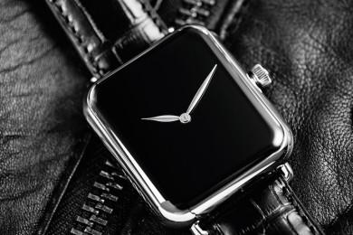 H. Moser crea un clon mecánico del Apple Watch que cuesta 27.000 dólares