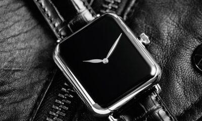 H. Moser crea un clon mecánico del Apple Watch que cuesta 27.000 dólares 108