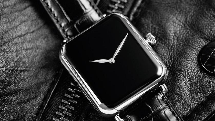 H. Moser crea un clon mecánico del Apple Watch que cuesta 27.000 dólares 36
