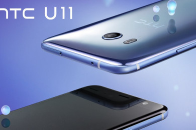 HTC U11, presentado el nuevo tope de gama taiwanés