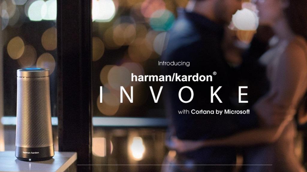 Revelado el asistente por voz de Harman Kardon con Cortana 32