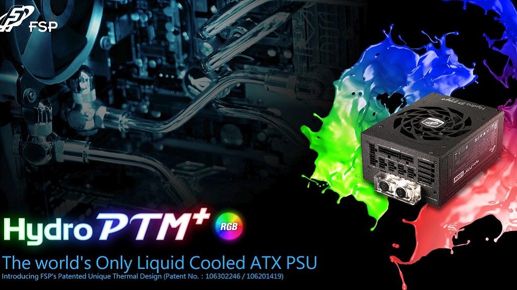 FSP presenta Hydro PTM+, la primera fuente de alimentación con refrigeración líquida 29