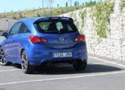 Opel Corsa OPC, impaciencia 116