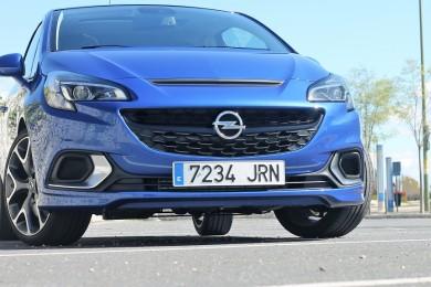 Opel Corsa OPC, impaciencia
