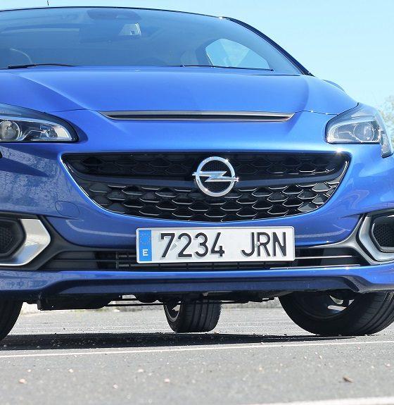 Opel Corsa OPC, impaciencia 31