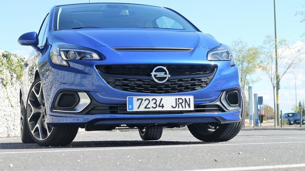 Opel Corsa OPC, impaciencia 29