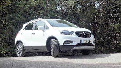 Opel Mokka X, el factor mutante