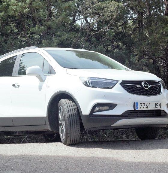 Opel Mokka X, el factor mutante 34
