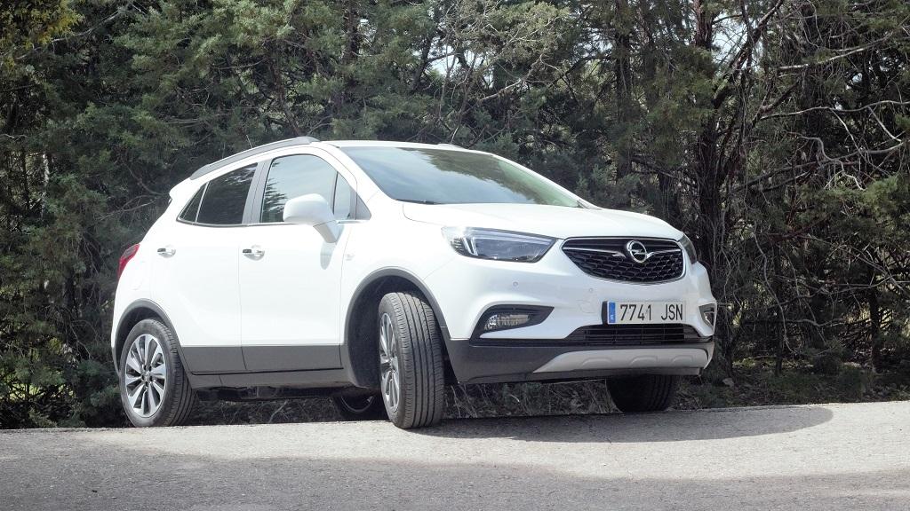 Opel Mokka X, el factor mutante 32
