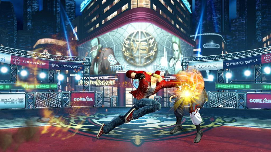 Requisitos mínimos y recomendados de The King of Fighters XIV para PC 29