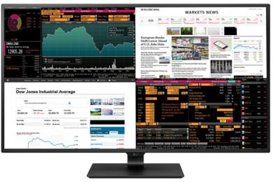 LG 43UD79-B, impresionante monitor 4K de 43 pulgadas