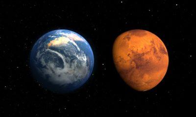 La misión a Marte de la NASA contempla crear una estación lunar 119